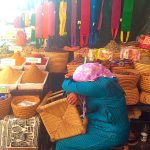 Picture of a typical Marrakech souk