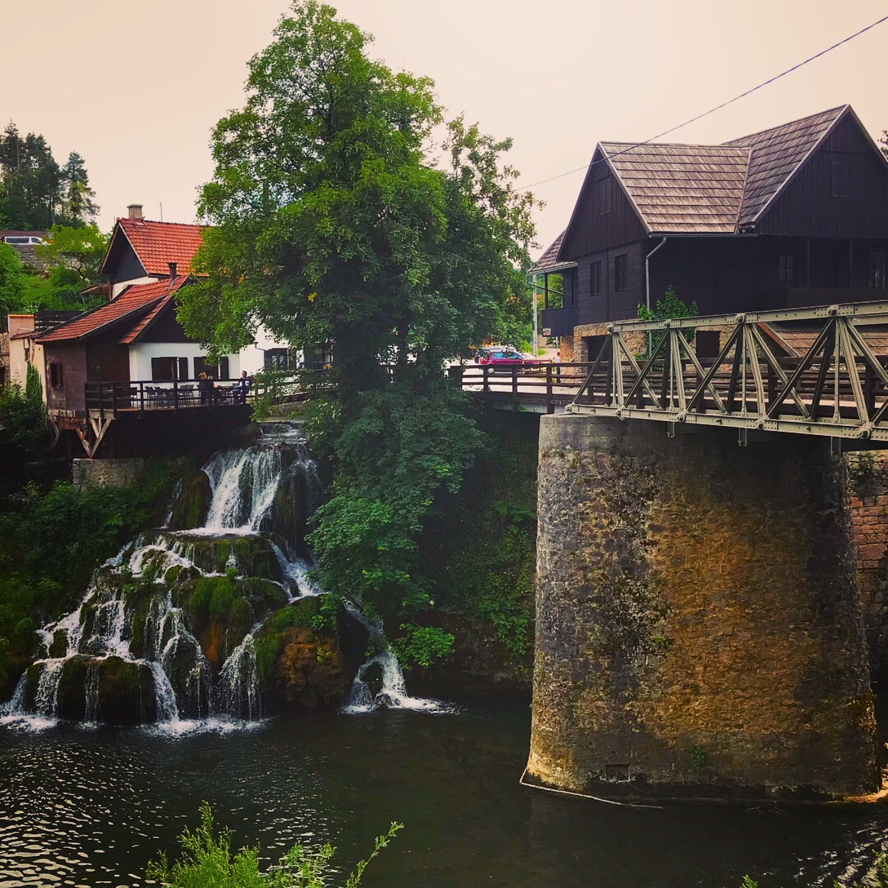Picture of Rastoke Croatia