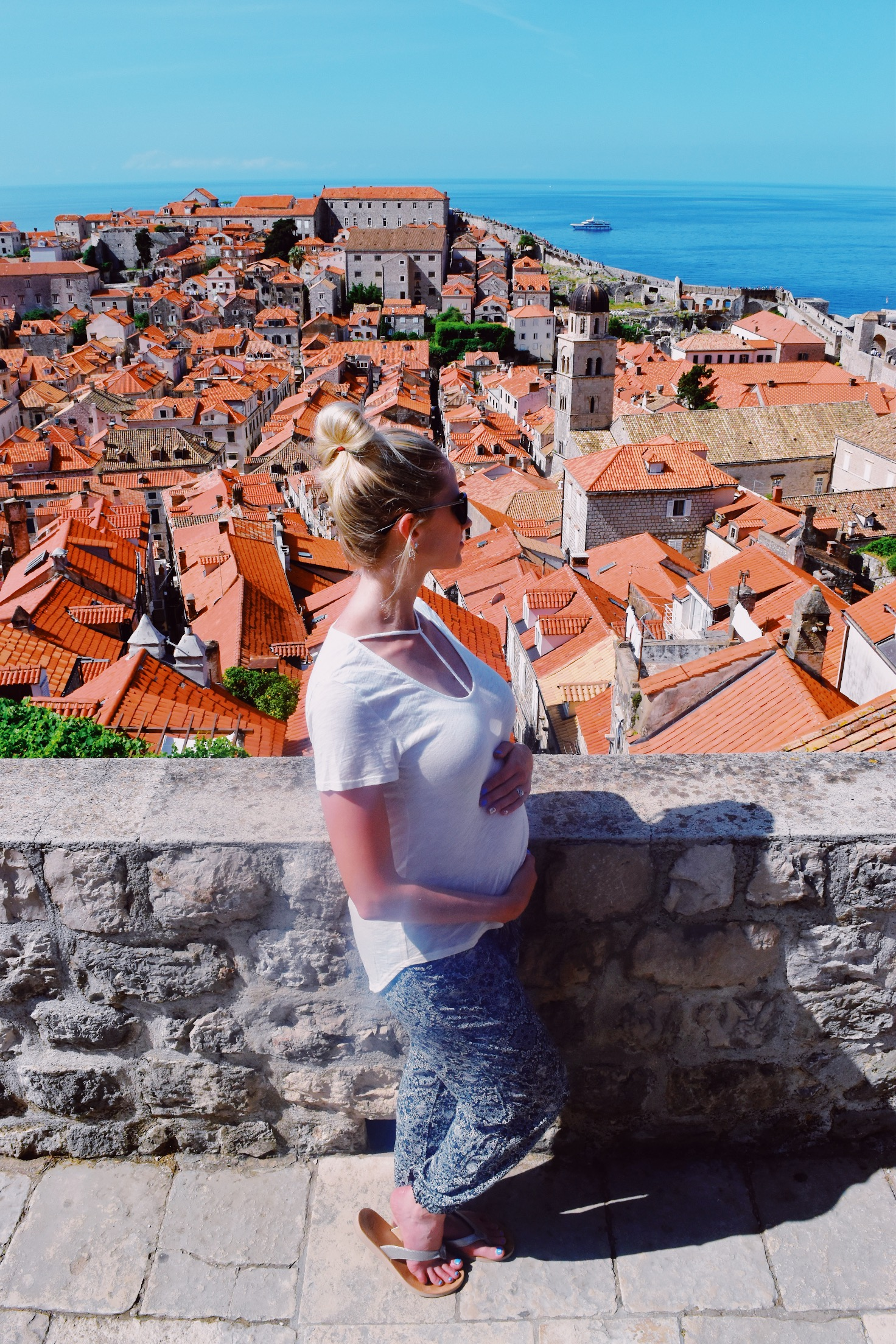 Picture of Dubrovnik City Wall